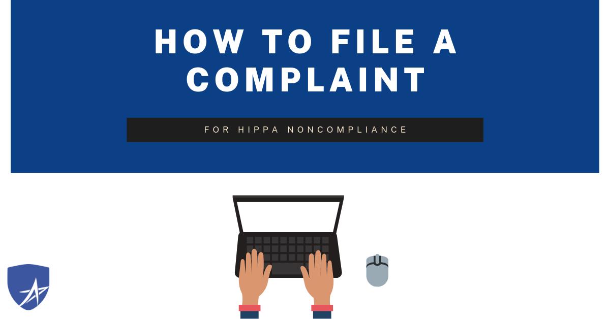 How to File a HIPPA Complaint
