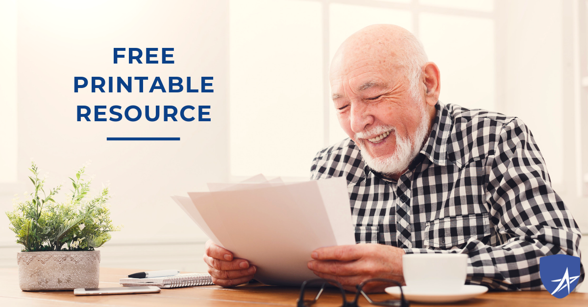 [FREE Printable] 6 Phone Numbers Every Senior Should Have