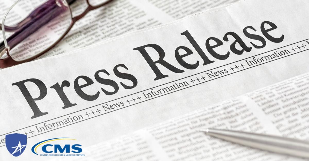 [Press Release] CMS Nursing Home Compare Tool